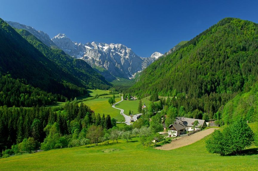Словения - это сказочное Лукоморье
