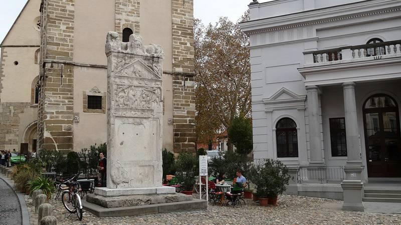 Монумент Орфею