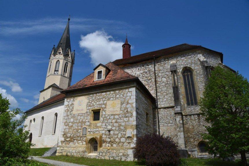 Ново место, кафедральный собор