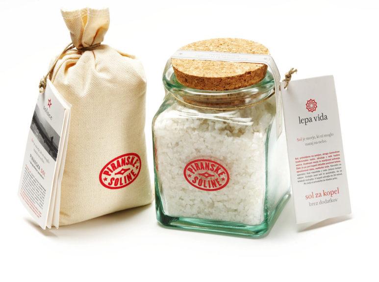Знаменитая пиранская соль