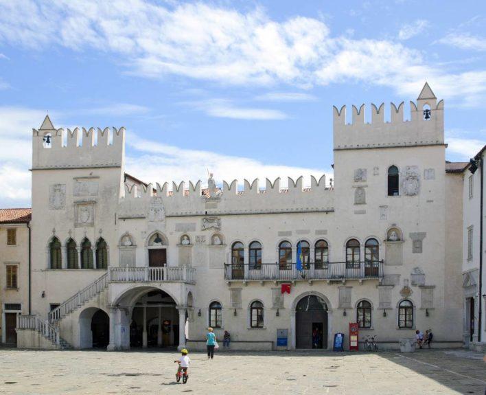 Преторийский дворец и Копере