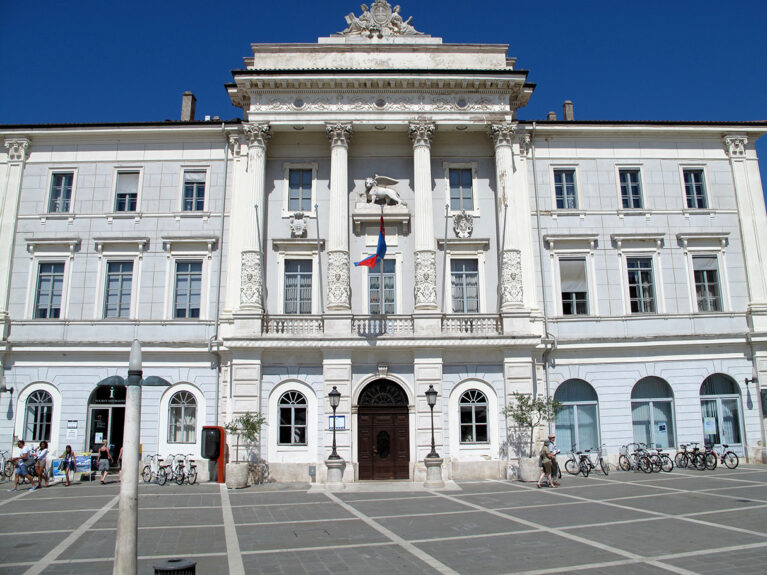 Городская ратуша Пирана