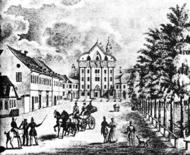 Любляна в 19 столетии
