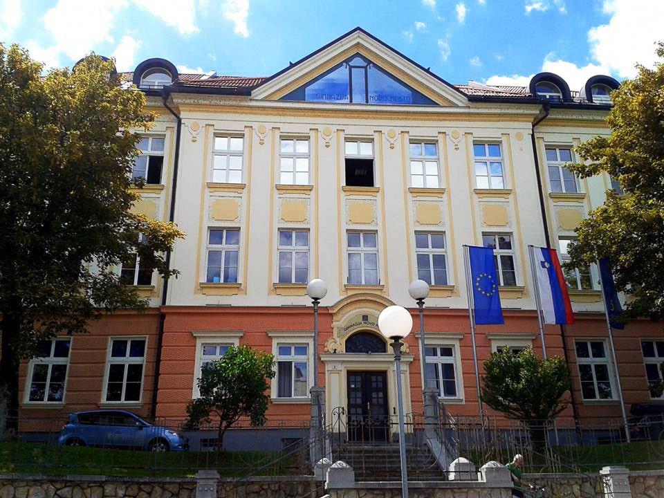 Ново место, Старая гимназия, 1746 год