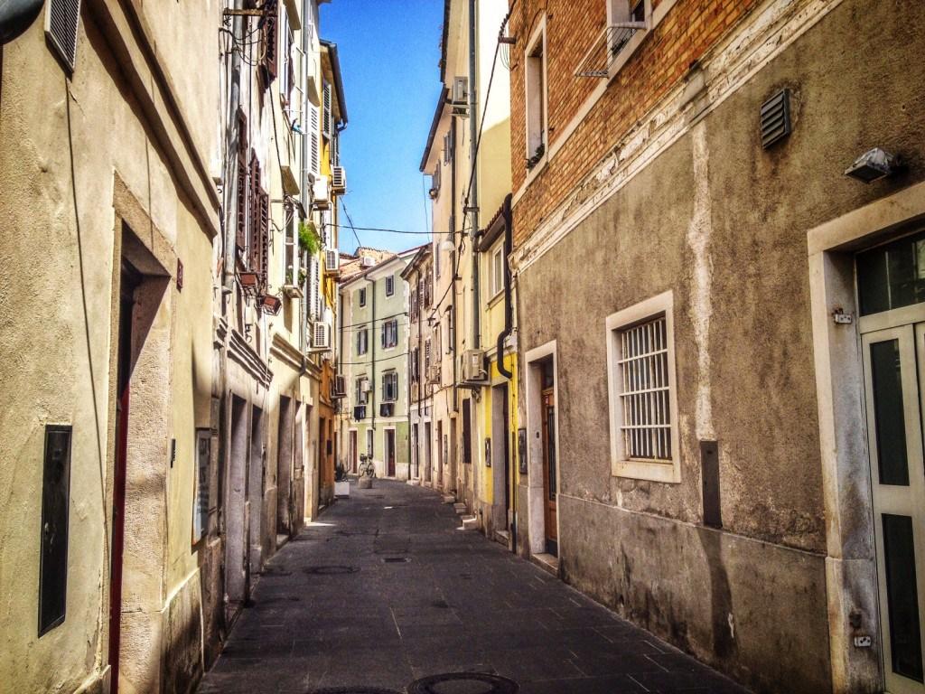 Пиран и его улицы