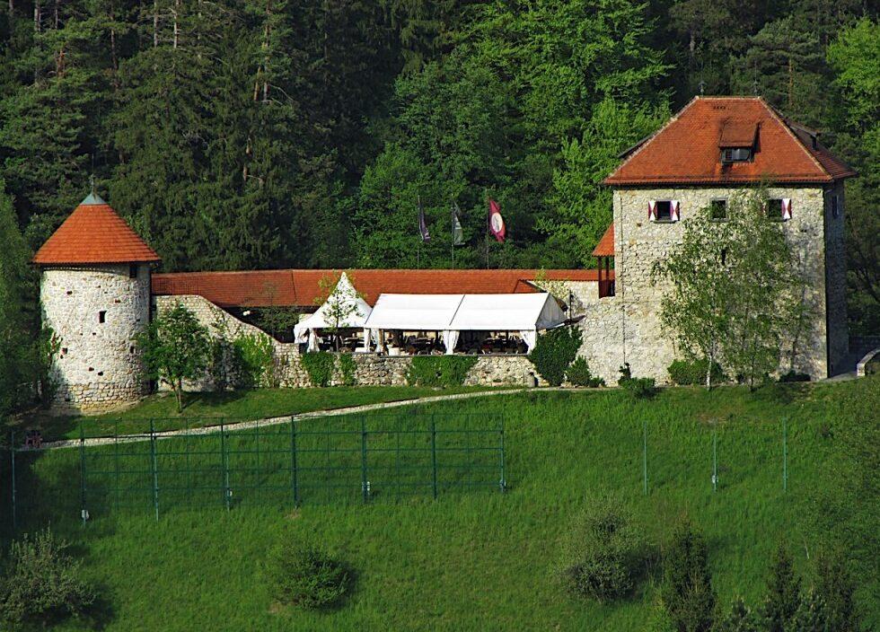 Замок Табор и ресторан Павус