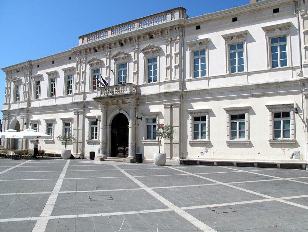 Пиран, здание городского суда