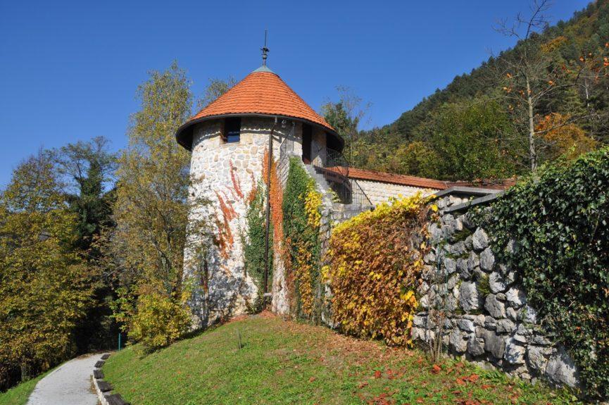 Замок Лашко