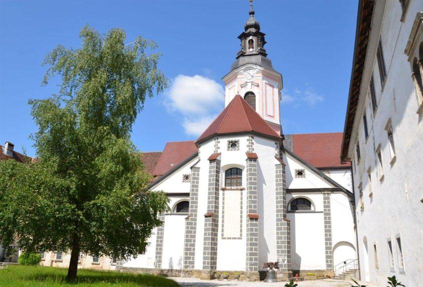 Базилика Божией Матери при монастыре