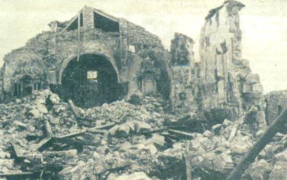 Первая Мировая, 1915 год