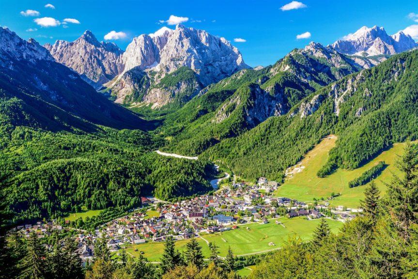 Словения, Краньска Гора