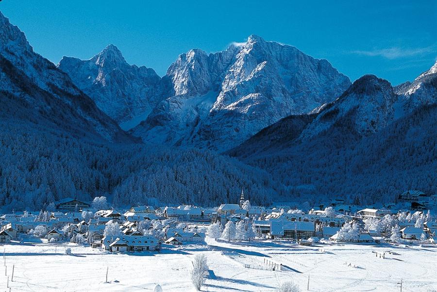Краньска Гора зимой