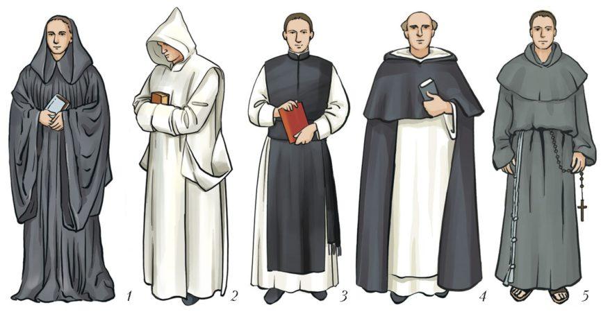Монах-цистарианец