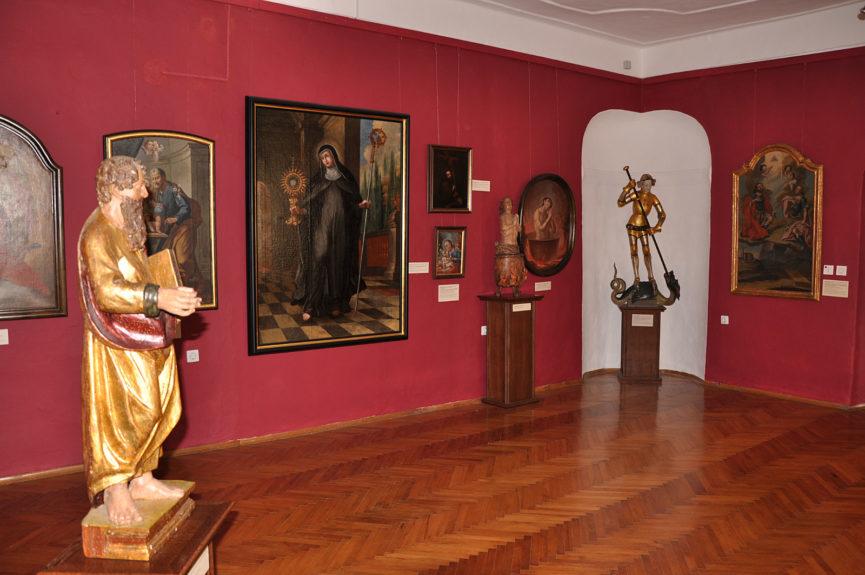 Музей религии в Стичне