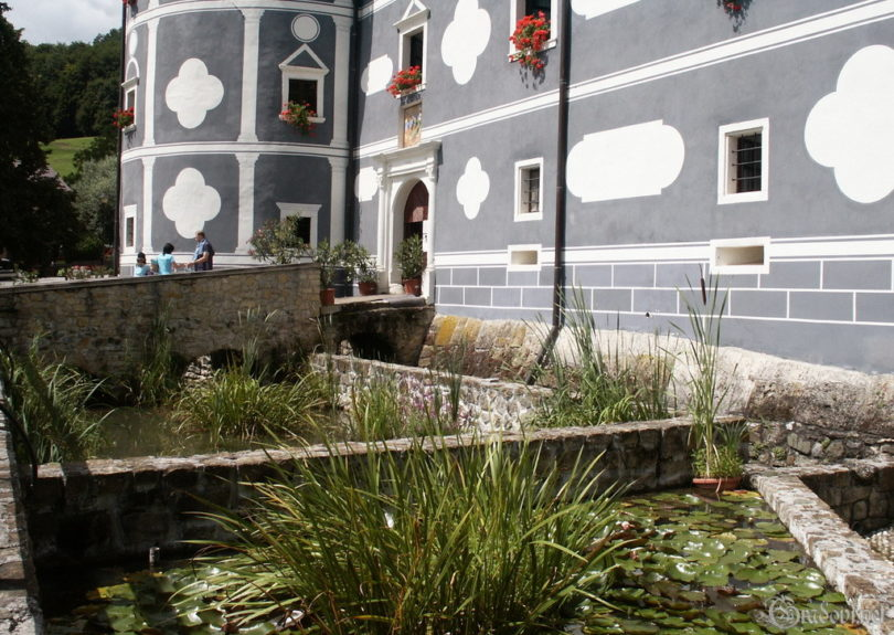 Ров монастыря