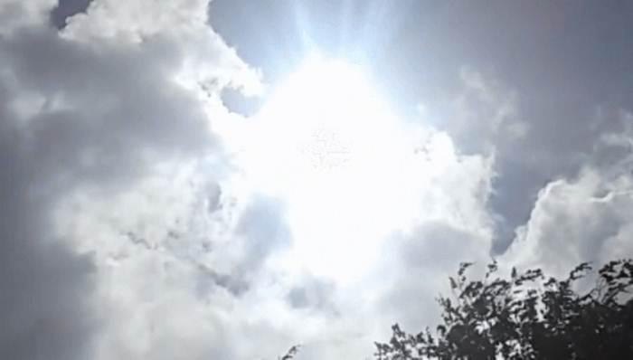 Явление на небе