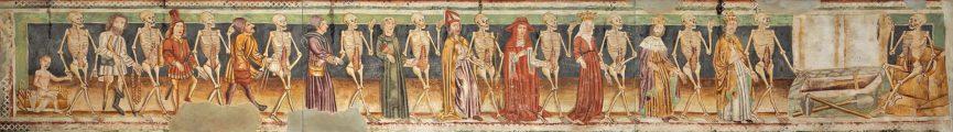 Фреска Танец смерти