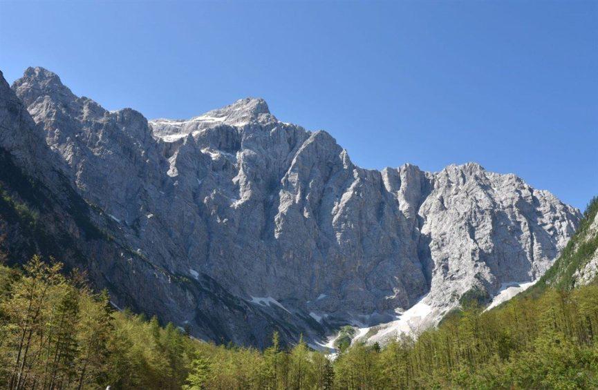 Северная стена горы Триглав