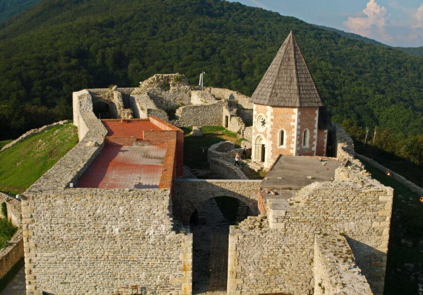 Замок Медведград, Загреб