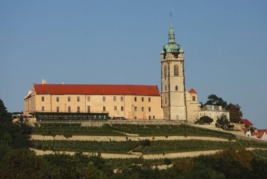 Замок Мельник, Богемия