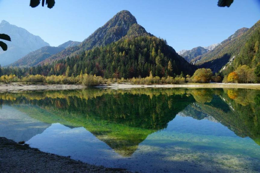 Озеро Ясна