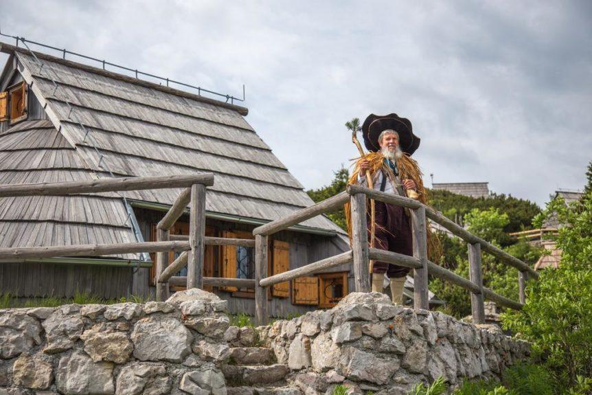 Отель Коча Ойстрица на Великой Планине