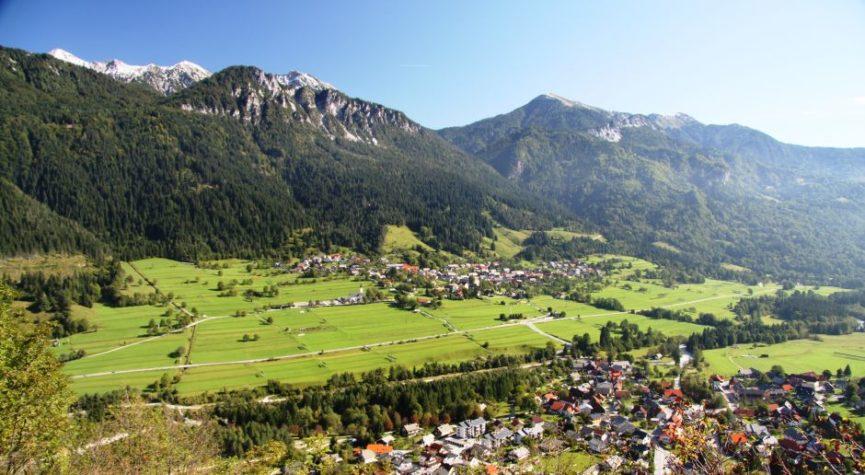 Верхнесавская долина - сказочное место в Гореньском регионе Словении