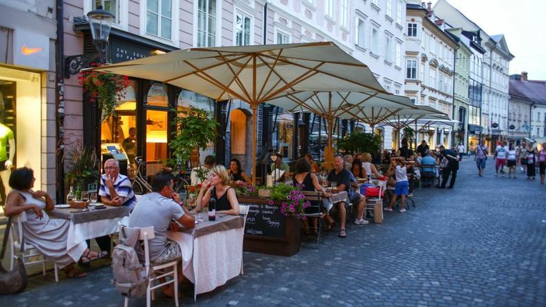 Уютные улочки Любляны