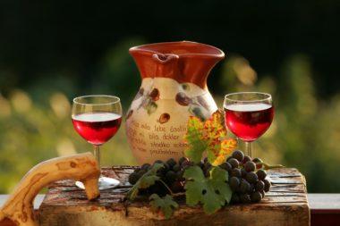 Уникальное словенское вино Цвичек