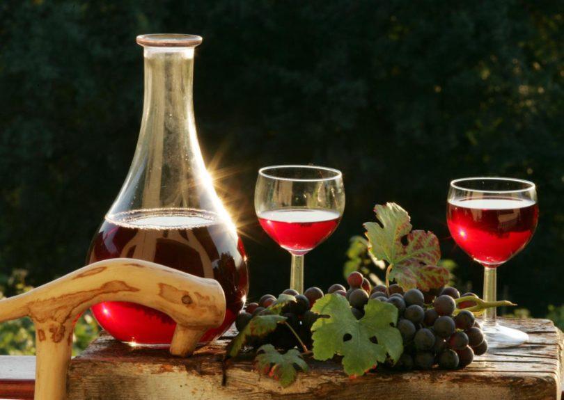 Охлажденное вино Цвичек