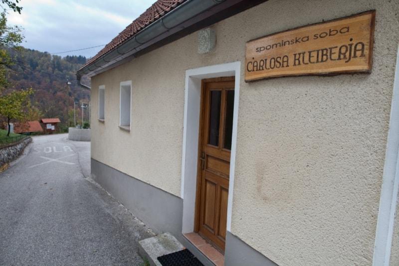 Дом-музей Карлоса Клайбера