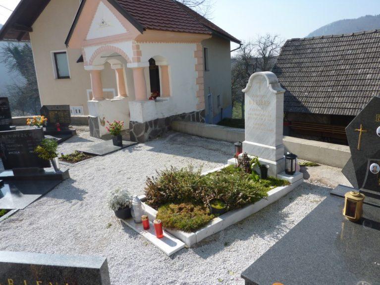 Кладбище в Коньшице