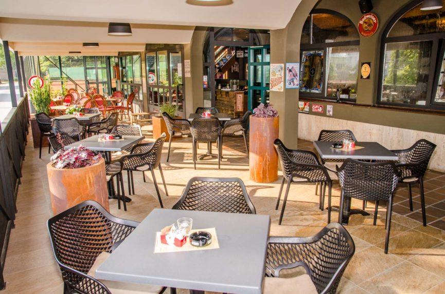 Домашнее кафе в Penzion Park