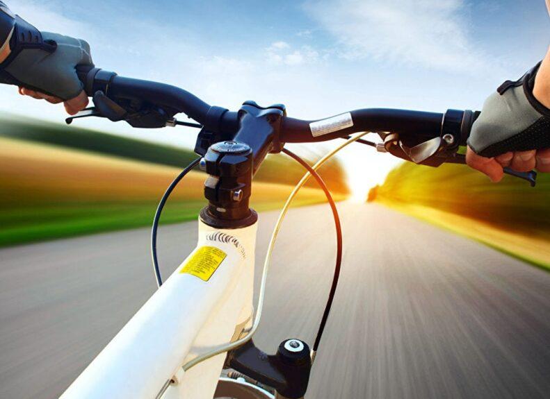 Скорость на велосипеде