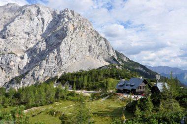 Перевал Вршич в Словении