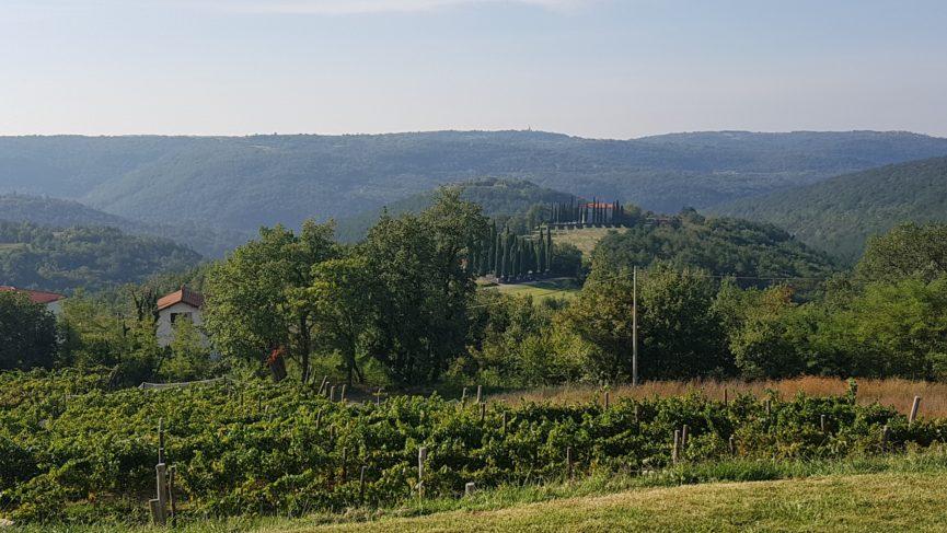 Словенский пейзаж