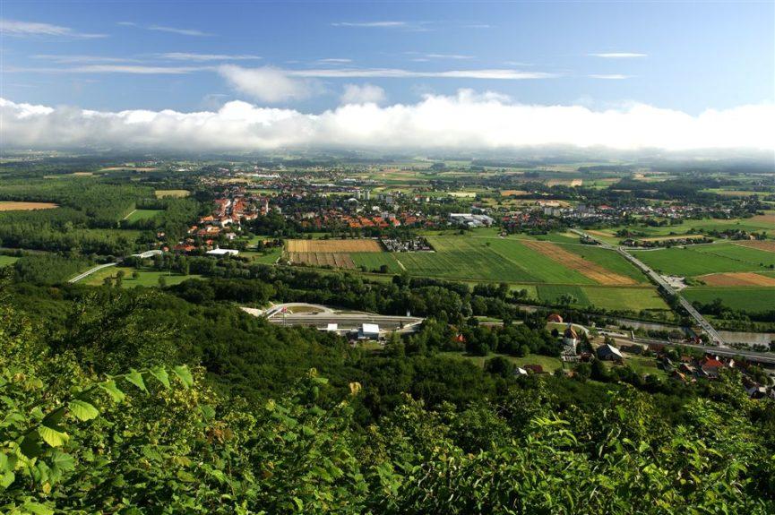 Красота Словенского Посавья