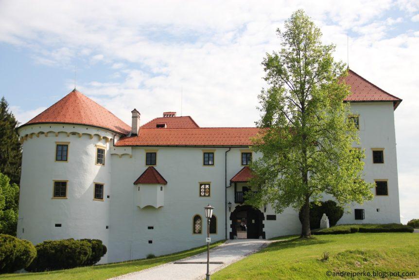 Замок эпохи Ренесанса Богеншперк