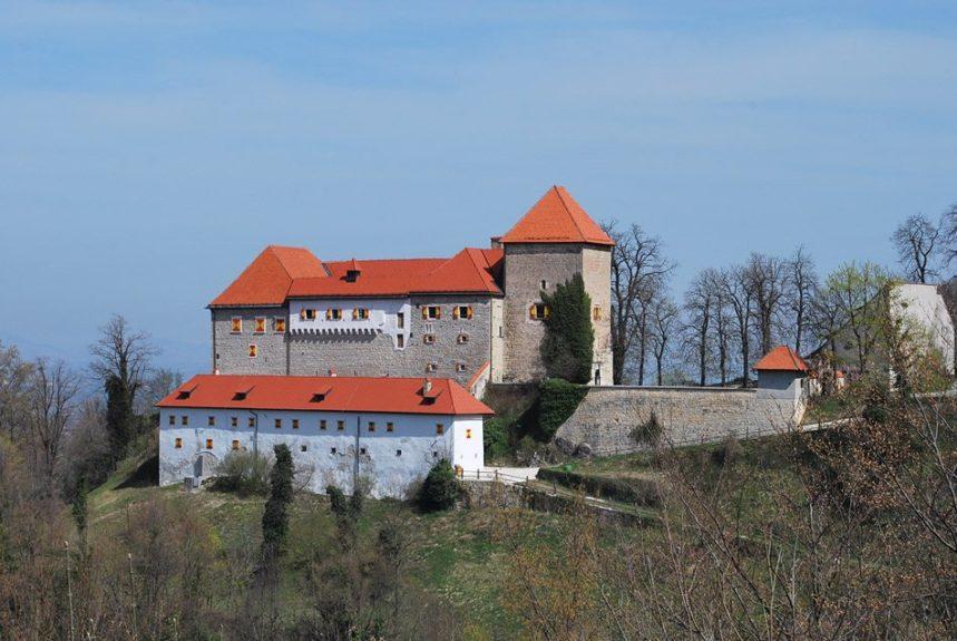 Замок Подсреда в Словении