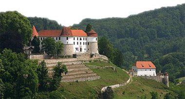 Замок Севница в Словении