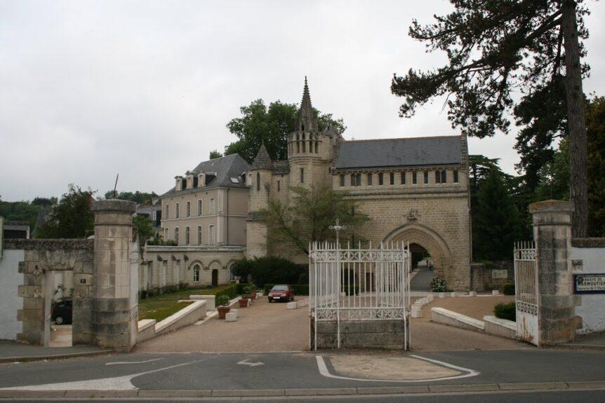 Аббатство Мармутье, Франция