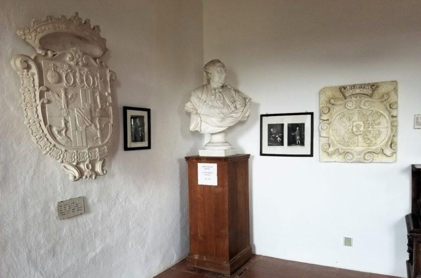 Диинастия Кобенцль в Предъямском замке