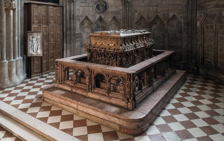 Гробница императора Фридерика III