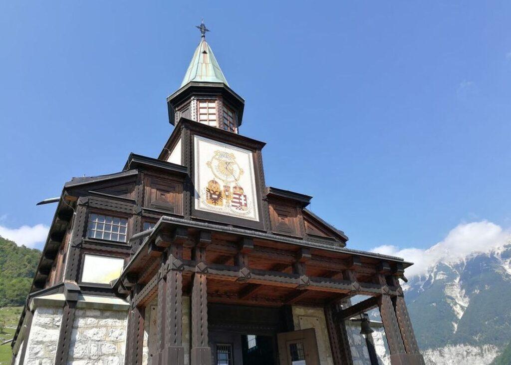 Колокольня церкви св. Духа