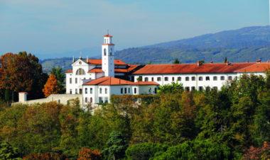 Монастырь Костаньевица в Ново Горице