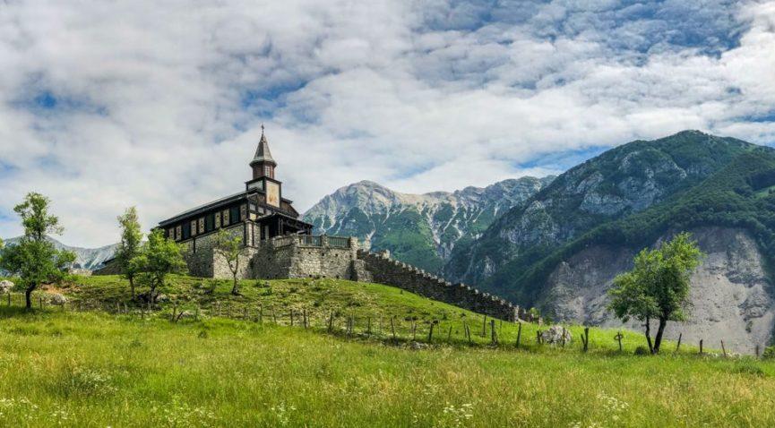 Церковь Святого Духа на горе Яворце