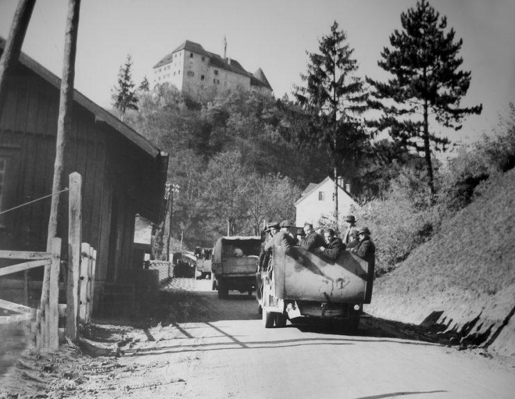 Вторая мировая война в Брестанице