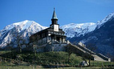 Церковь Святого Духа на Яворце