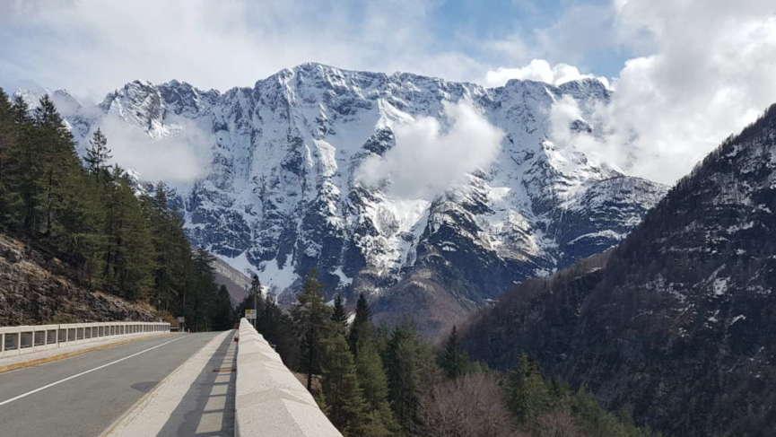 Мост на перевале Предел