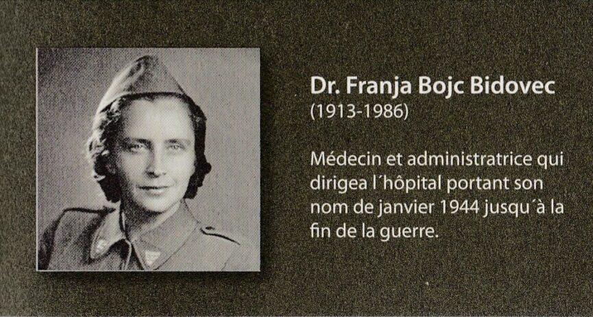 Доктор Франья Бойц Бидовец